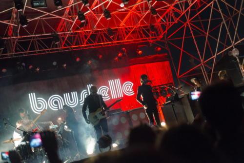 Baustelle @Locus Festival